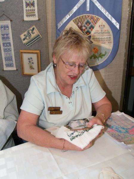 Stitching history 2008
