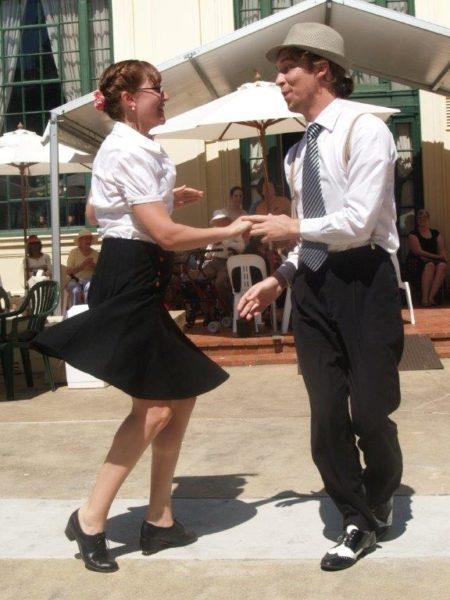 Dancing days 2008