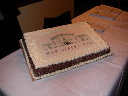 Citizens' cake 2008