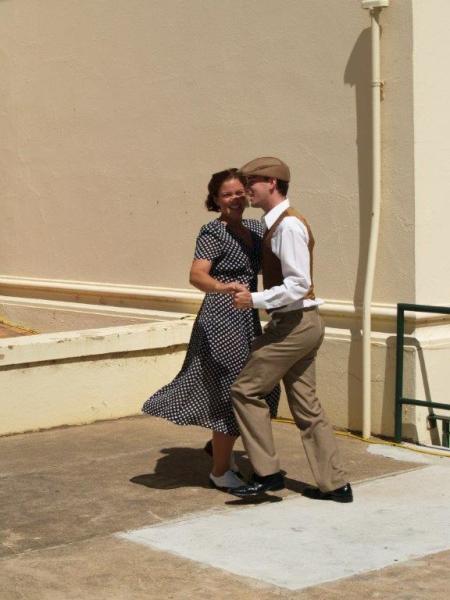Sun dance 2008