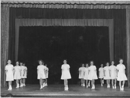 1950s St Pats Concert Swedish Exercise