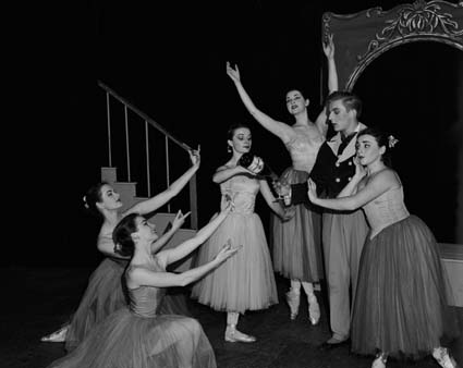 First love 1958