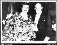 Gladys Moncrieff & Peter Dawson c1951