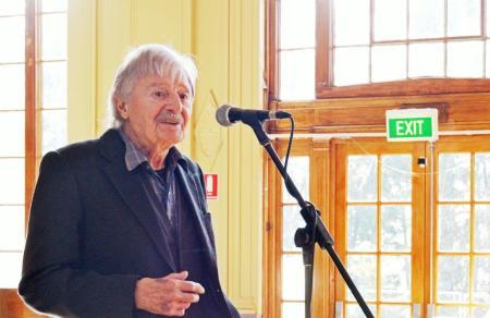 Peter Sculthorpe 2011