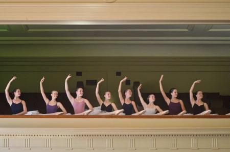 Balcony barre 2013
