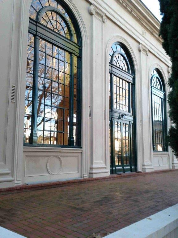 Conservation of the Albert Hall Precinct