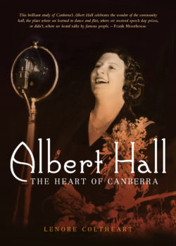 Albert Hall Book Cover
